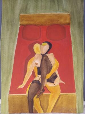 Maxim Alexandrovich Tatarinov. Erotic fantasy 1