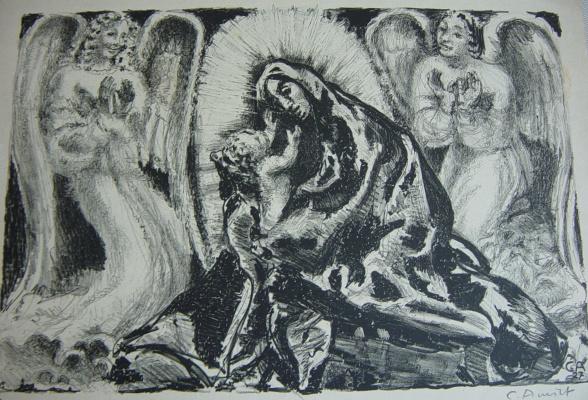 Cuno Amiè. Worship The Baby