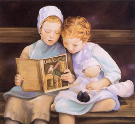 Nancy Noel. Silver tale