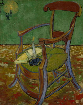 The Chair Of Paul Gauguin