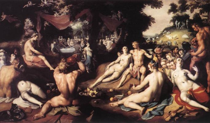 Cornelis van Haarlem. Plot 2