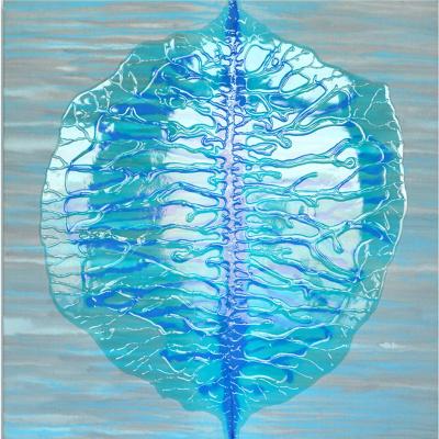 Виктор Фрейденберг. Fractal biomorphs No 16