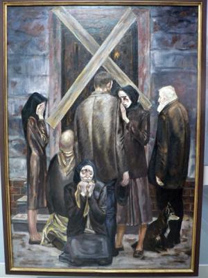 Михаил Андреевич Савицкий. Крест надежды
