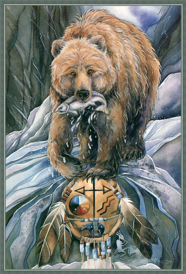 Джоди Бергсма. Медвежий клан