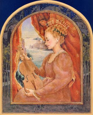 Крис Валдхерр. Богиня музыки