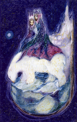 Susan Seddon Boulet. Ice Kingdom