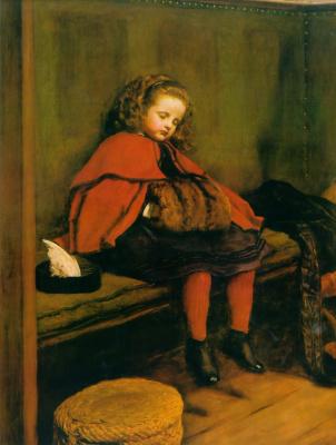 John Everett Millais. My second sermon