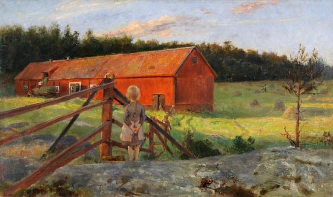 Ханна Паули. Ферма