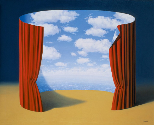 René Magritte. Memories of Holy