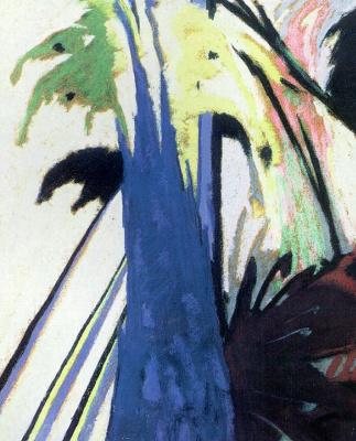 Arthur Dove. Paint