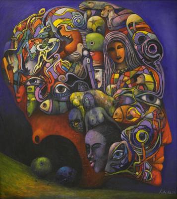 Andrey Karablin. Tree of awareness