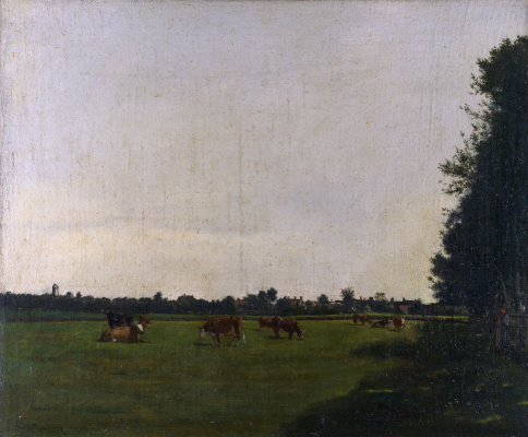 Francois Bonnen. Meadow