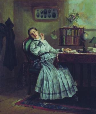 Sergeevich Firs Zhuravlev. Wondered State Literary Museum