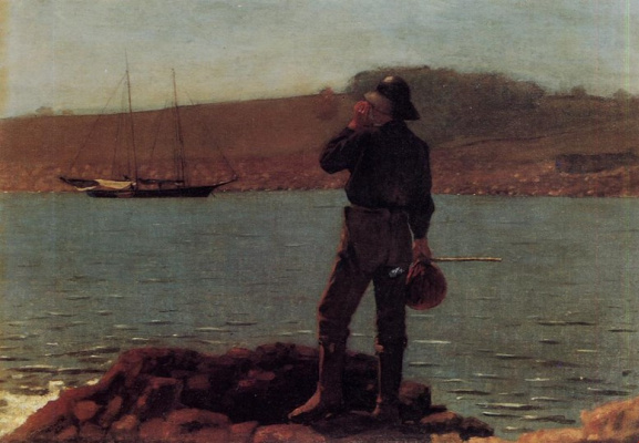 Winslow Homer. Call pilot