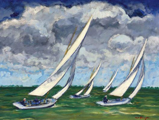 Kees Van Dongen. Regatta