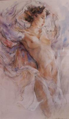 Gary Benfield. Nude grace