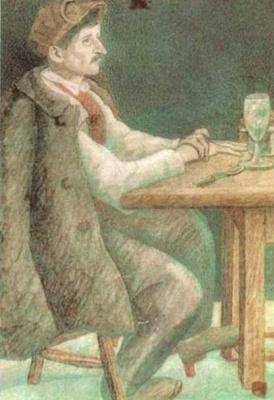 Павел Николаевич Филонов. Французский рабочий
