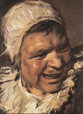 Frans Hals. Mallet Babb. Fragment