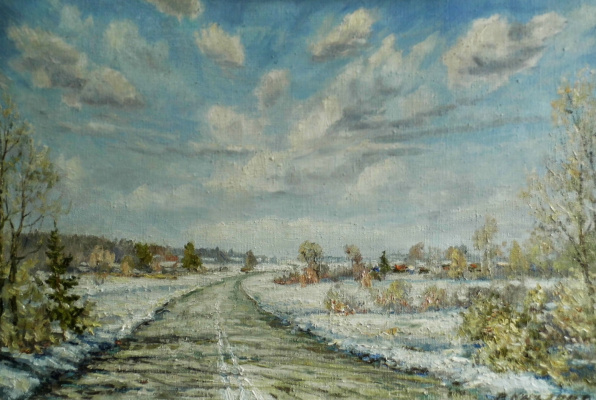 Victor Vladimirovich Kuryanov. Long road
