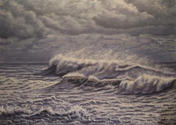 Valery Levchenko. No. 455 Seascape