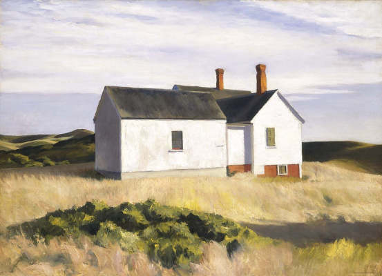 Edward Hopper. The Home Of The Raiders
