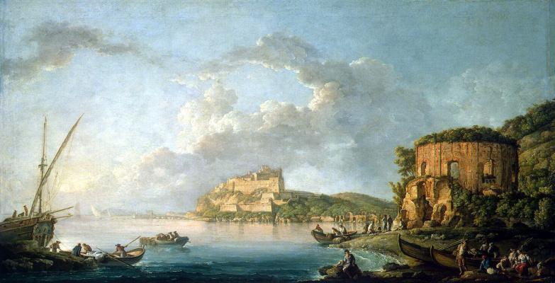 Карло Бонавия. Байский залив