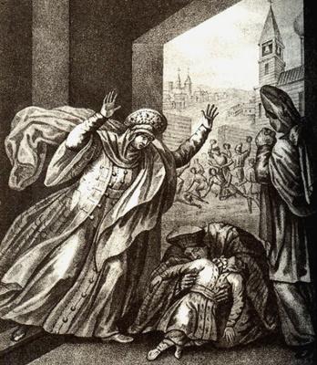 Убиение царевича Дмитрия