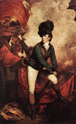 Джошуа Рейнольдс. Генерал
