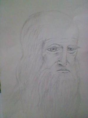 Mihran Mkrtumyan. Leonardo Da Vinci