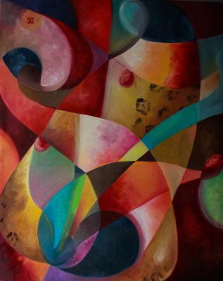 Катерина Володимирівна Бішарєва. Музыкальные ритмы/Музикальні ритми/Melodious rhythms