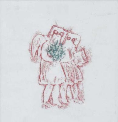 Dorothea Tunning. Untitled (Angels)