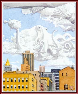 Дэвид Визнер. Необычные облака