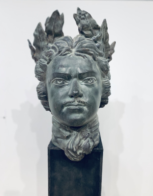 Arutiun Akobyan. Peter 1. Portrait