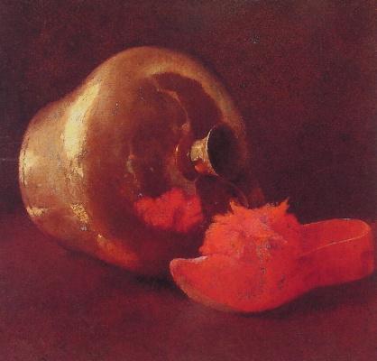 Эмиль Карлсен. Рубиновое отражение