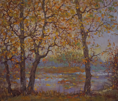 Alexander Panyukov. Autumn came