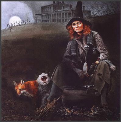 Роберт Ингпен. Ведьмы