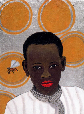 Фатхи Хасан. Портрет 3
