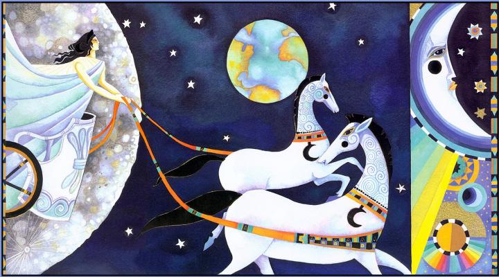 Кристина Бэлит. Луна