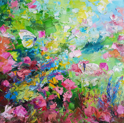 Grigory Yaroslavovich Malashin. Hawthorns