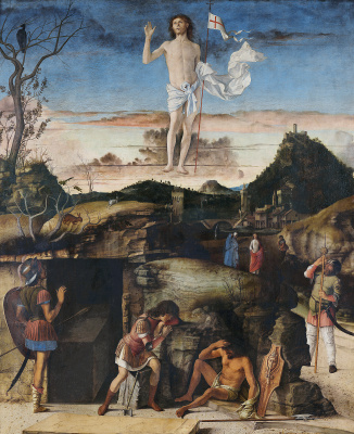 Джованни Беллини. Воскресение Христово