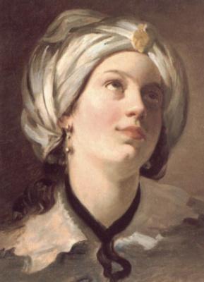 Рафаэль фон Амброс. Девушка