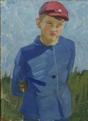 Евгений Иванович Бригадиров. Женя