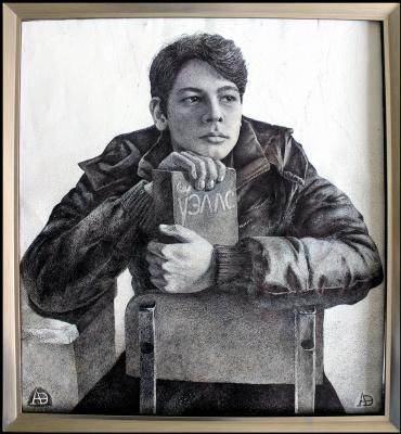 Эльёр Абдуллаев. Portrait Of Ilya