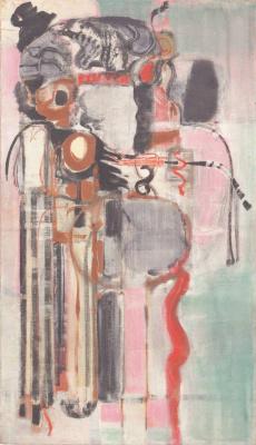 Rothko Mark. Character No. 2