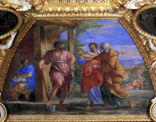 Джованни Франческо Романелли. Шедевры Лувра: часть3