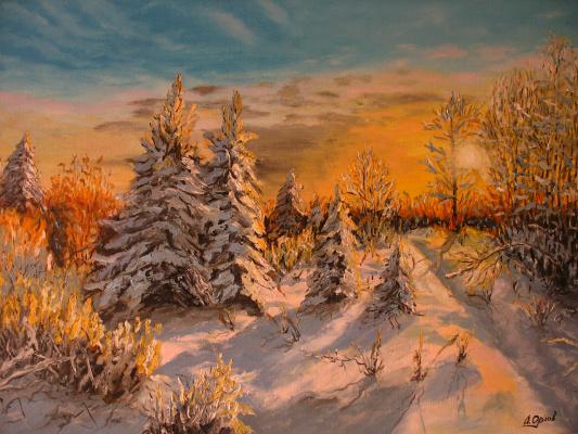 Alexander Valerievich Orlov. Winter Rhapsody