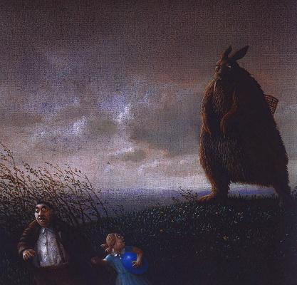 Michael Owl. Christ is risen