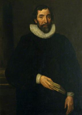 Портрет клерика
