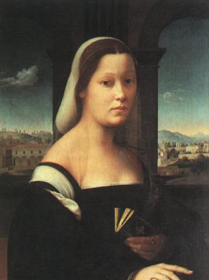 Джулиано Буджардини. Портрет