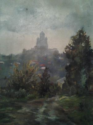 Сергей Владимирович Гудилин. После дождя